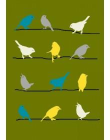 Детский ковер Kolibri (Колибри) 11455/130 - высокое качество по лучшей цене в Украине.