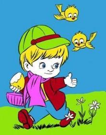 Детский ковер Roz K032B - высокое качество по лучшей цене в Украине.