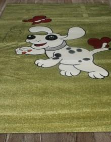 Детский ковер Sevilla 4052 leaf green - высокое качество по лучшей цене в Украине.
