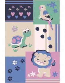 Детский ковер Sweet 31002/150 - высокое качество по лучшей цене в Украине.
