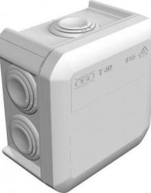Коробка распределительная 90 х 90 х 52 - высокое качество по лучшей цене в Украине.