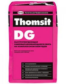 Нивелирующая масса Thomsit DG 25 кг - высокое качество по лучшей цене в Украине.