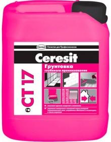 Грунтовка Ceresit ST-17, 10 л - высокое качество по лучшей цене в Украине.