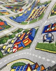 Детский ковролин Принт Мегаполис 13/95 - высокое качество по лучшей цене в Украине.