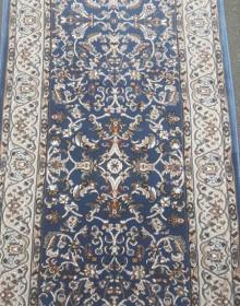 Высокоплотная ковровая дорожка Buhara 3024 , Blue - высокое качество по лучшей цене в Украине.