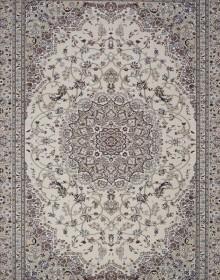 Высокоплотная ковровая дорожка Esfahan 4878A ivory-l.beige - высокое качество по лучшей цене в Украине.