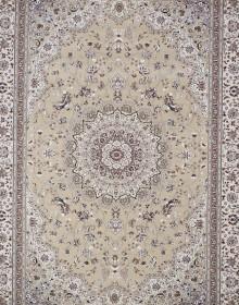 Высокоплотная ковровая дорожка Esfahan 4878A l.beige-ivory - высокое качество по лучшей цене в Украине.