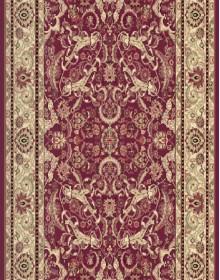 Высокоплотная ковровая дорожка Oriental 3416 , RED - высокое качество по лучшей цене в Украине.