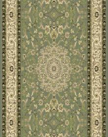 Высокоплотная ковровая дорожка Oriental 4672 , GREEN - высокое качество по лучшей цене в Украине.
