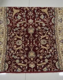Высокоплотная ковровая дорожка Ottoman 0917 бордо - высокое качество по лучшей цене в Украине.