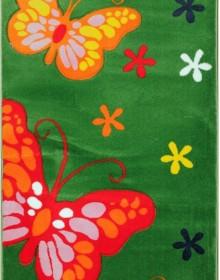 Детская ковровая дорожка Rainbow 02911 green - высокое качество по лучшей цене в Украине.