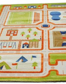 Детская ковровая дорожка Daisy Fulya 8c44b green - высокое качество по лучшей цене в Украине.