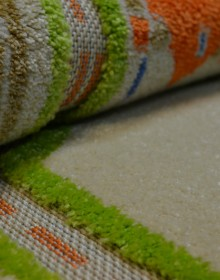 Детская ковровая дорожка Daisy Fulya 8912A green - высокое качество по лучшей цене в Украине.
