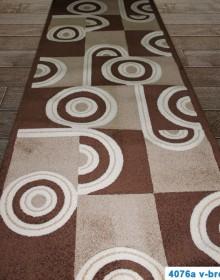 Детская ковровая дорожка Daisy Fulya 4076a brown - высокое качество по лучшей цене в Украине.