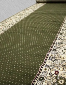Кремлевская ковровая дорожка Selena / Lotos 588-308 green Рулон - высокое качество по лучшей цене в Украине.