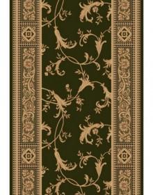 Кремлевская ковровая дорожка Selena / Lotos 522-361 green Рулон - высокое качество по лучшей цене в Украине.