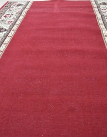 Кремлевская ковровая дорожка Silver / Gold Rada 046-22 red Рулон - высокое качество по лучшей цене в Украине.