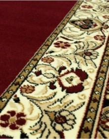 Кремлевская ковровая дорожка Silver / Gold Rada 046-22 red, М-1 С-22, АКЦИЯ - высокое качество по лучшей цене в Украине.