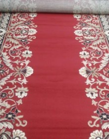 Кремлевская ковровая дорожка Silver 028-22 red - высокое качество по лучшей цене в Украине.