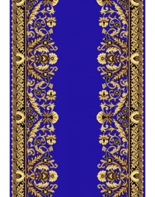 Кремлевская ковровая дорожка Silver / Gold Rada 028-45 blue Рулон - высокое качество по лучшей цене в Украине.