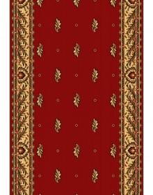 Кремлевская ковровая дорожка Silver / Gold Rada 049-22 red Рулон - высокое качество по лучшей цене в Украине.