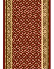 Кремлевская ковровая дорожка Silver / Gold Rada 330-22 red Рулон - высокое качество по лучшей цене в Украине.