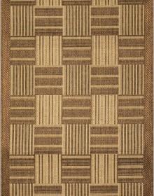 Безворсовая ковровая дорожка Sisal 041 gold-beige - высокое качество по лучшей цене в Украине.