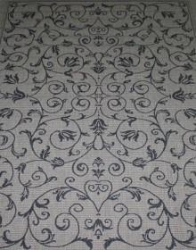 Безворсовая ковровая дорожка Cottage 2098 sand-antracite  - высокое качество по лучшей цене в Украине.