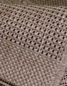 Безворсовая ковровая дорожка Natura 20311 Silver-Black Рулон - высокое качество по лучшей цене в Украине.