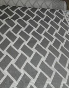 Безворсовая ковровая дорожка Natura Parket grey - высокое качество по лучшей цене в Украине.