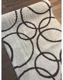 Высоковорсная ковровая дорожка ASTI Aqua Spiral-Beige - высокое качество по лучшей цене в Украине.