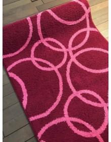 Высоковорсная ковровая дорожка ASTI Aqua Spiral-Rose - высокое качество по лучшей цене в Украине.