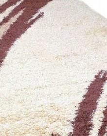 Высоковорсная ковровая дорожка First Shaggy 1198 , CREAM - высокое качество по лучшей цене в Украине.