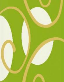 Высоковорсная ковровая дорожка First Shaggy 12277 , GREEN - высокое качество по лучшей цене в Украине.