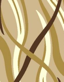 Высоковорсная ковровая дорожка First Shaggy 4735 , GOLDEN - высокое качество по лучшей цене в Украине.