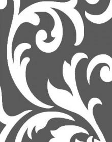 Высоковорсная ковровая дорожка First Shaggy 8432 , GREY - высокое качество по лучшей цене в Украине.
