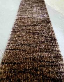 Высоковорсная ковровая дорожка Ottova моно коричневый - высокое качество по лучшей цене в Украине.