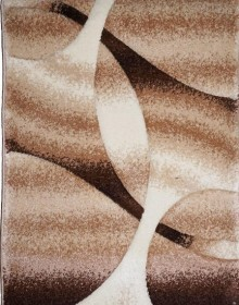 Синтетическая ковровая дорожка Daisy Carving 8479A camel - высокое качество по лучшей цене в Украине.