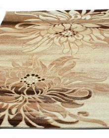 Синтетическая ковровая дорожка Daisy Carving 8480A camel - высокое качество по лучшей цене в Украине.