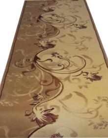Синтетическая ковровая дорожка Elegant 3951 BEIGE - высокое качество по лучшей цене в Украине.