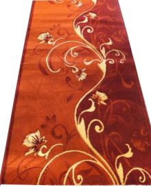 Синтетическая ковровая дорожка Elegant 3951 RED - высокое качество по лучшей цене в Украине.