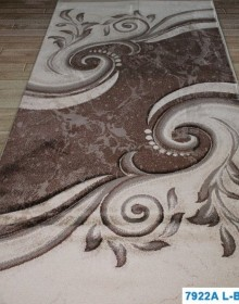 Синтетическая ковровая дорожка Festival 7922A l.brown-cream - высокое качество по лучшей цене в Украине.