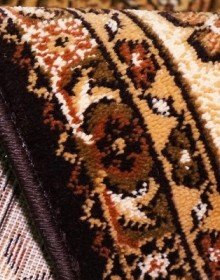 Синтетическая ковровая дорожка Bergenia Olive Рулон - высокое качество по лучшей цене в Украине.