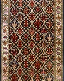 Синтетическая ковровая дорожка Tamir Navy-Blue Rulon - высокое качество по лучшей цене в Украине.