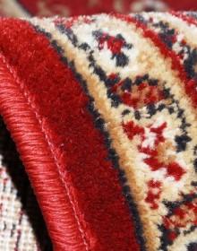 Синтетическая ковровая дорожка OPTIMAL Zdrojek Dark-Red Рулон - высокое качество по лучшей цене в Украине.