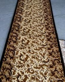 Синтетическая ковровая дорожка Luna 1 Brown - высокое качество по лучшей цене в Украине.