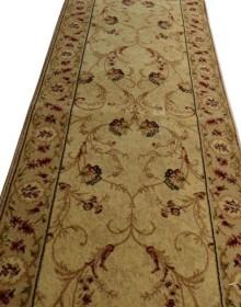 Синтетическая ковровая дорожка Selena 523-100 beige АКЦИЯ - высокое качество по лучшей цене в Украине.