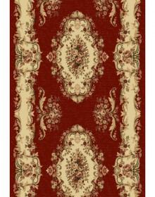 Синтетическая ковровая дорожка Selena / Lotos 573-210 red - высокое качество по лучшей цене в Украине.