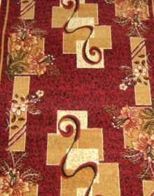 Синтетическая ковровая дорожка Silver 336 , RED - высокое качество по лучшей цене в Украине.