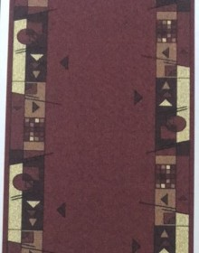 Синтетическая ковровая дорожка Silver 116 , RED - высокое качество по лучшей цене в Украине.